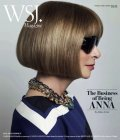 Anna Wintour photographed by Mario Testino for the Wall Street Journal
