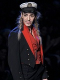 British designer John Galliano acknowled